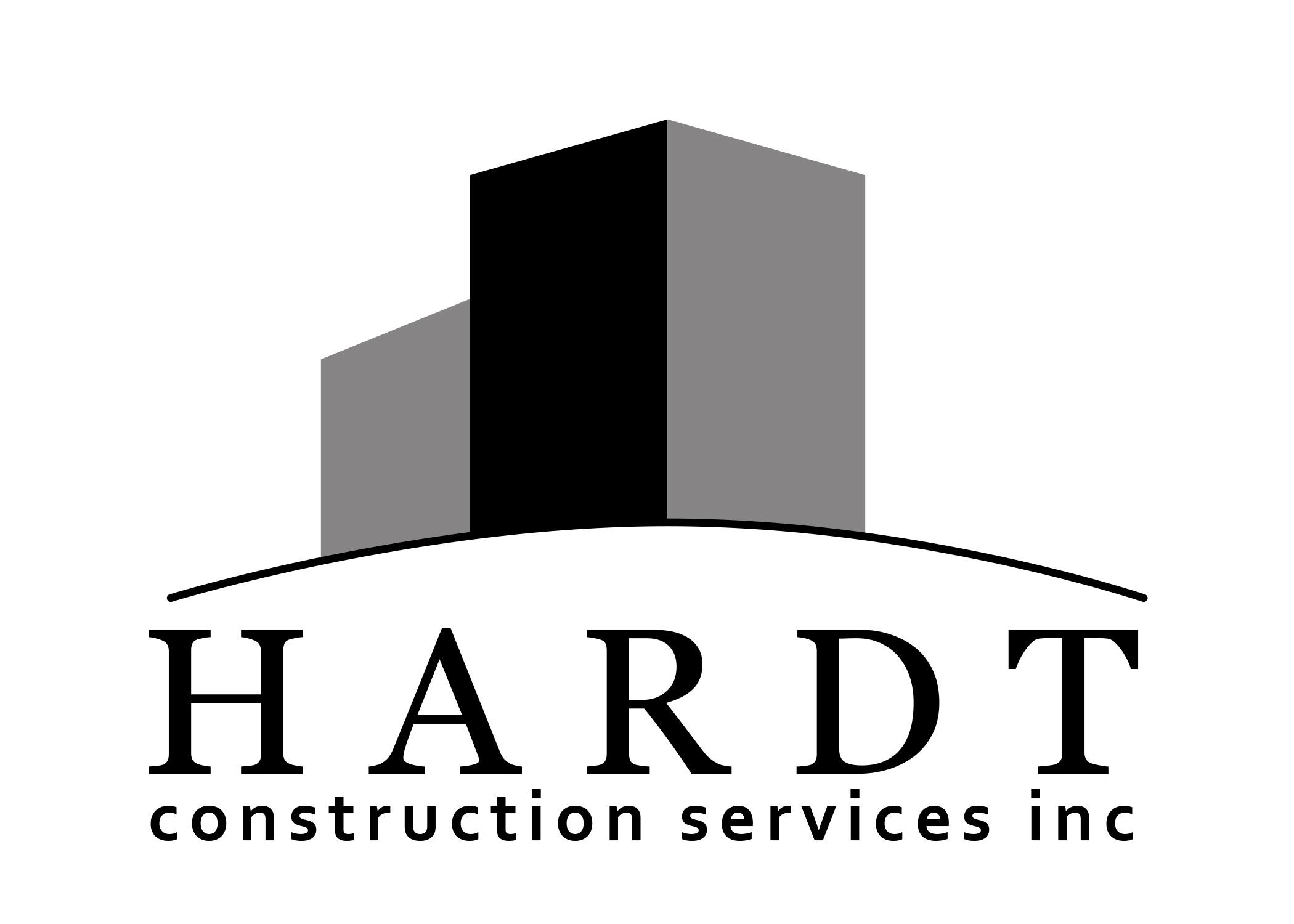 Hardt Construction Services Logo