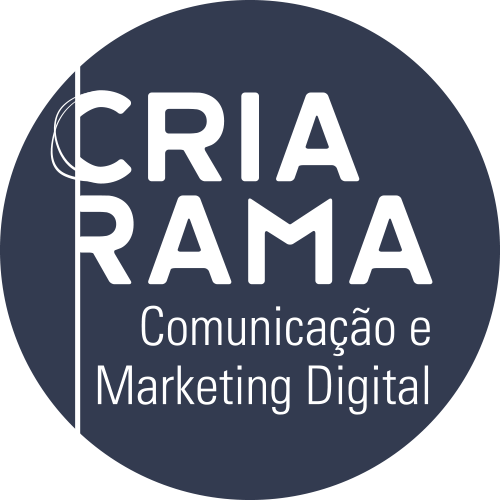 Criarama Comunicação e Marketing Digital Logo