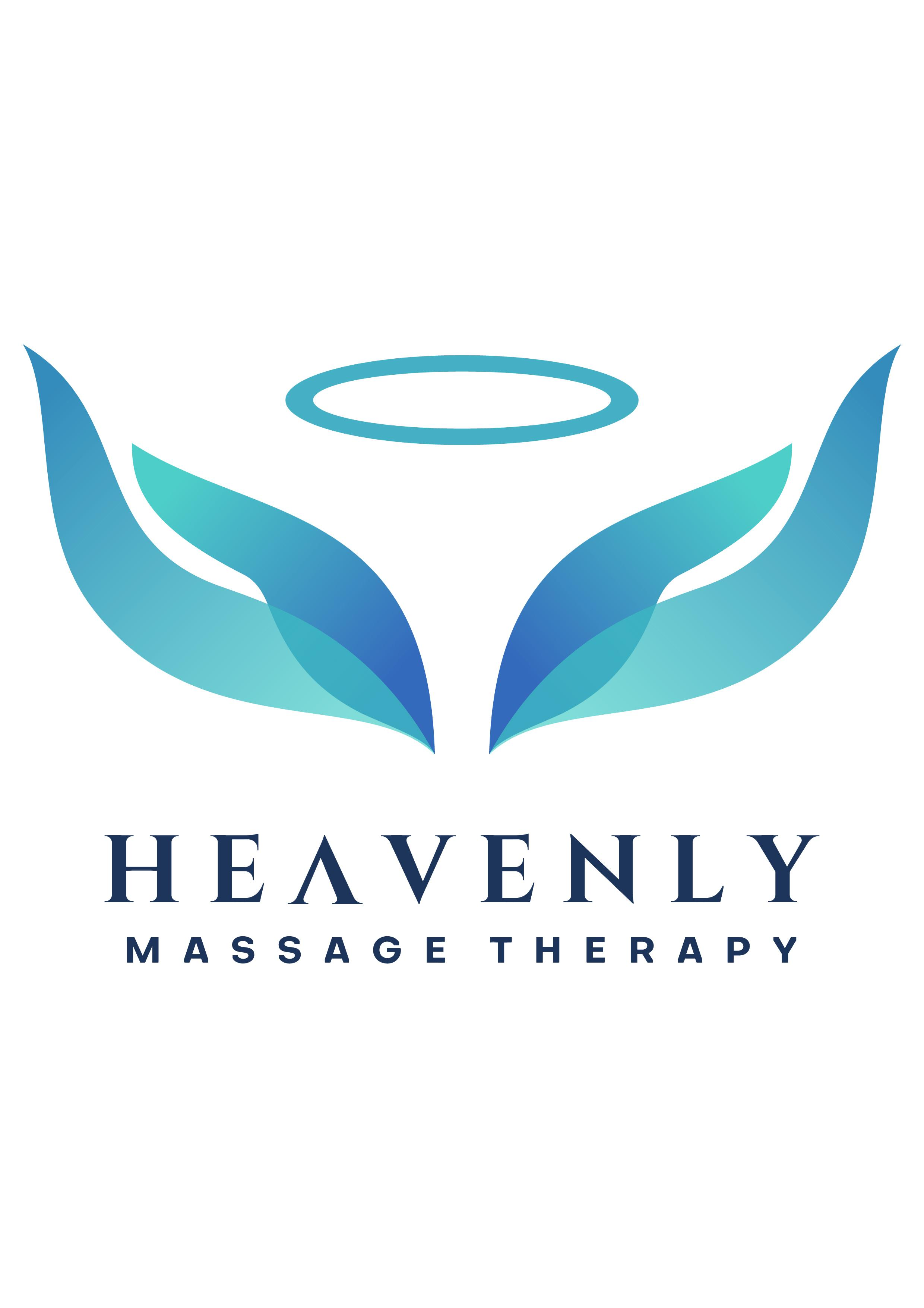 Heavenly Massage Therapy Logo
