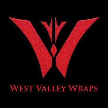 West valley wraps Logo