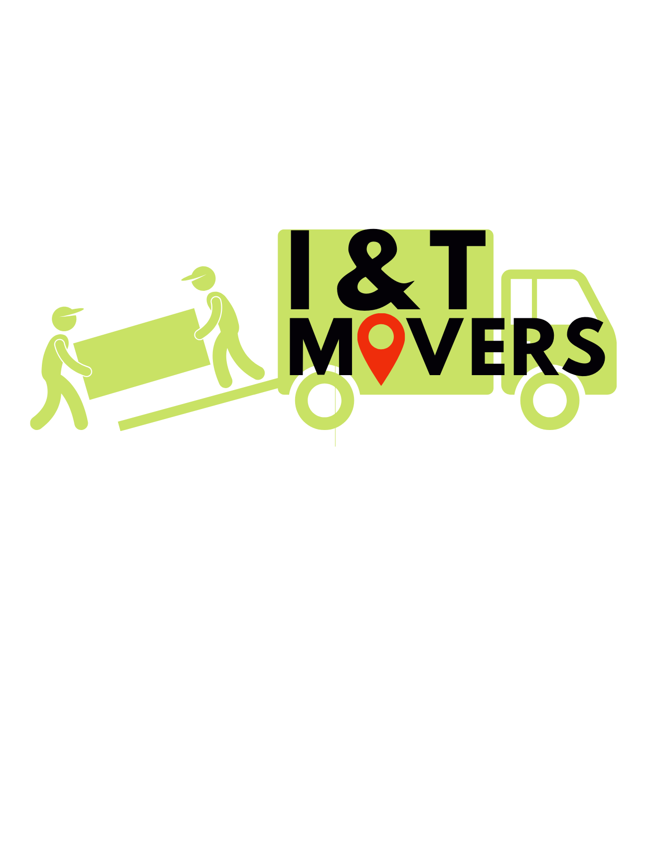 I and T Movers Logo