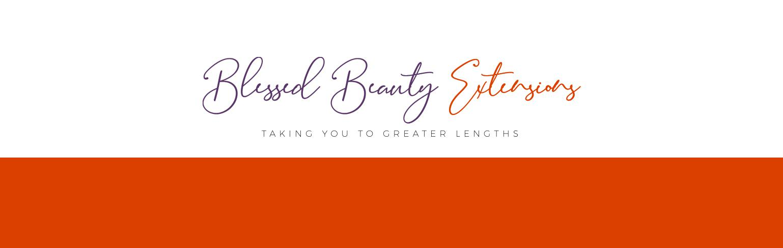 BLESSED BEAUTY EXTENSIONS LLC Logo
