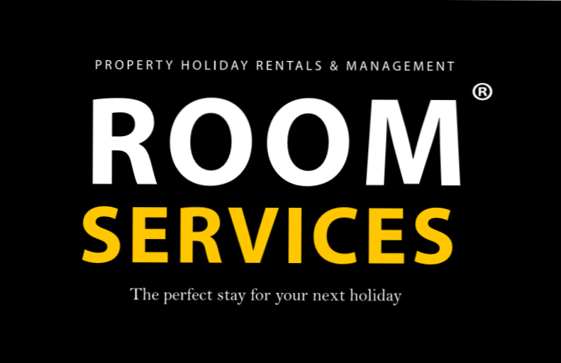 Roomservices holiday homes Logo