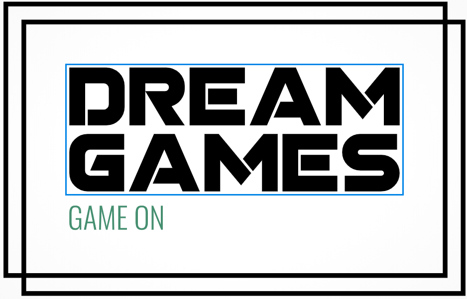 DREAM GAMES Logo
