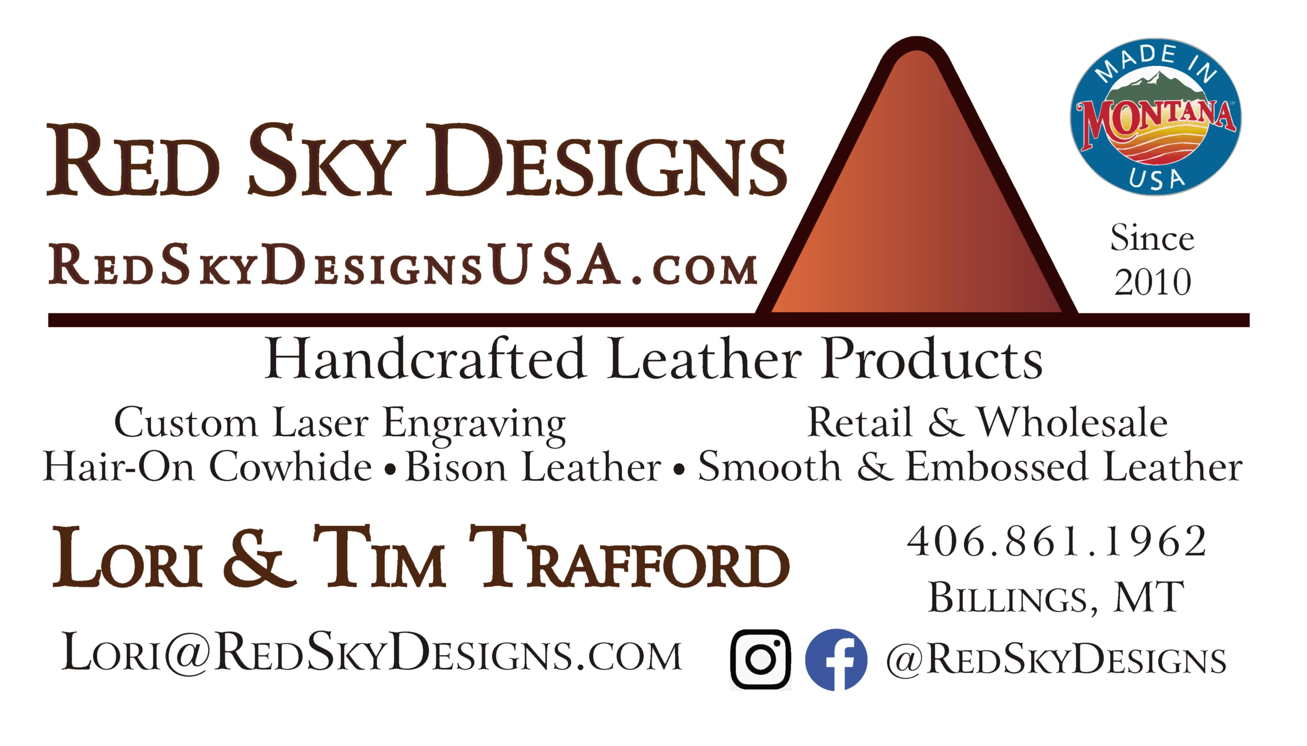 Red Sky Designs Logo