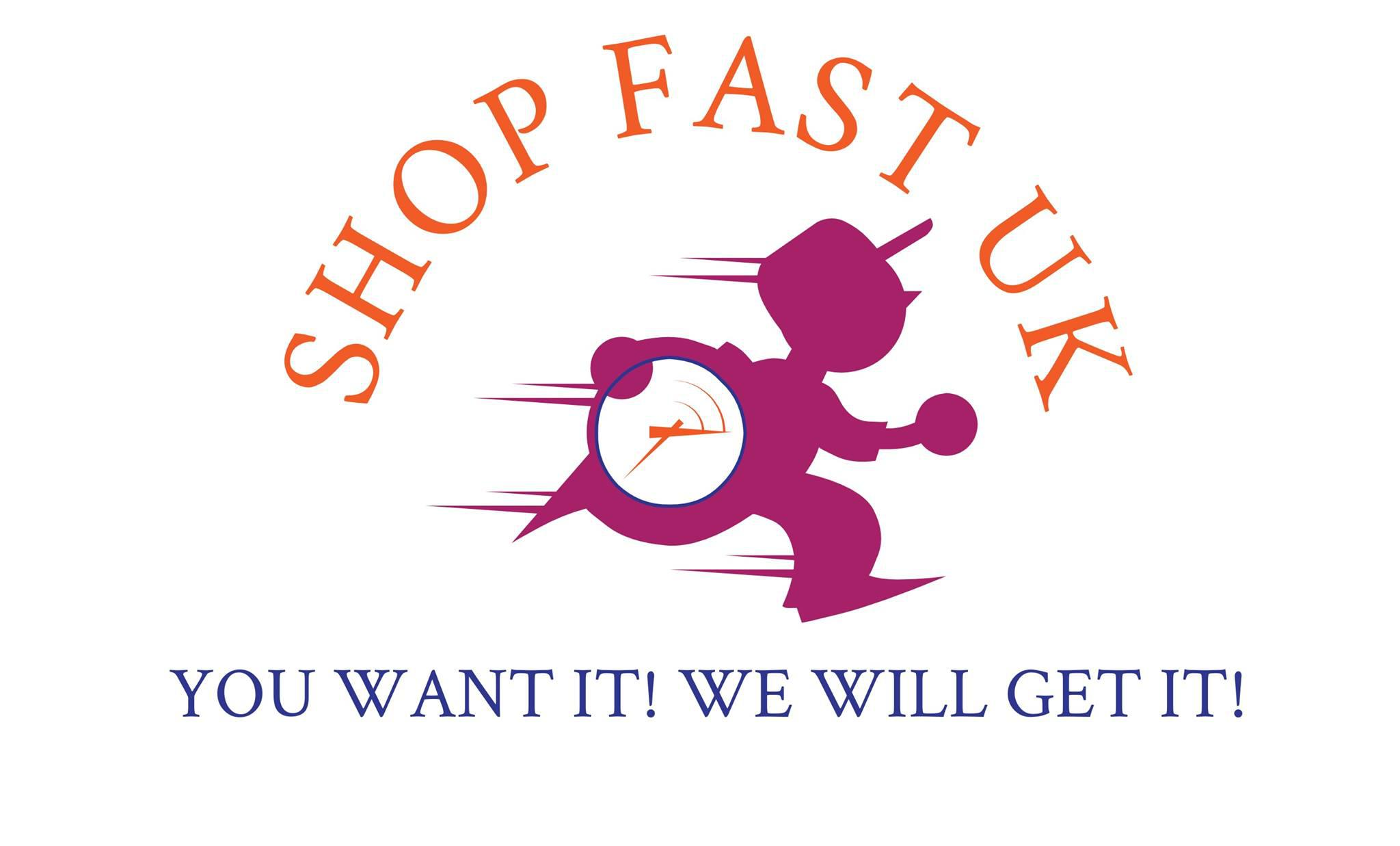 Shop Fast UK Logo