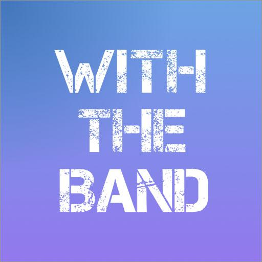 With the Band Logo