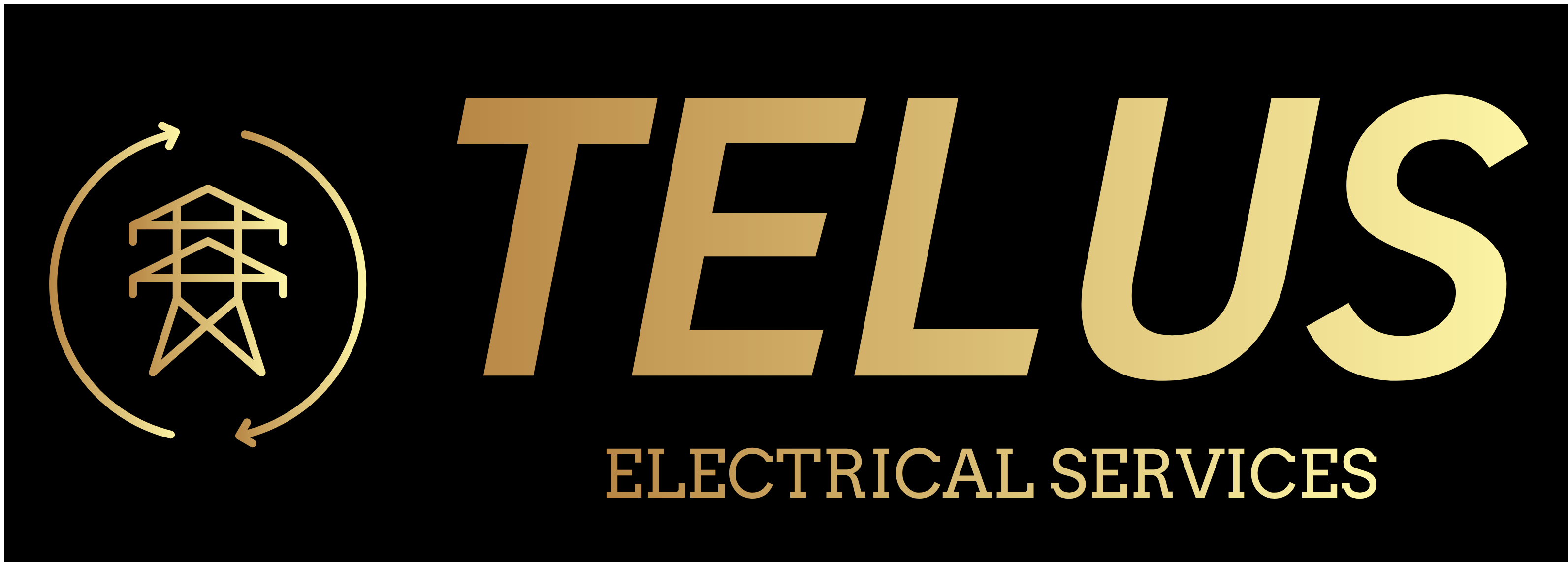 Telus Electrical Services Logo