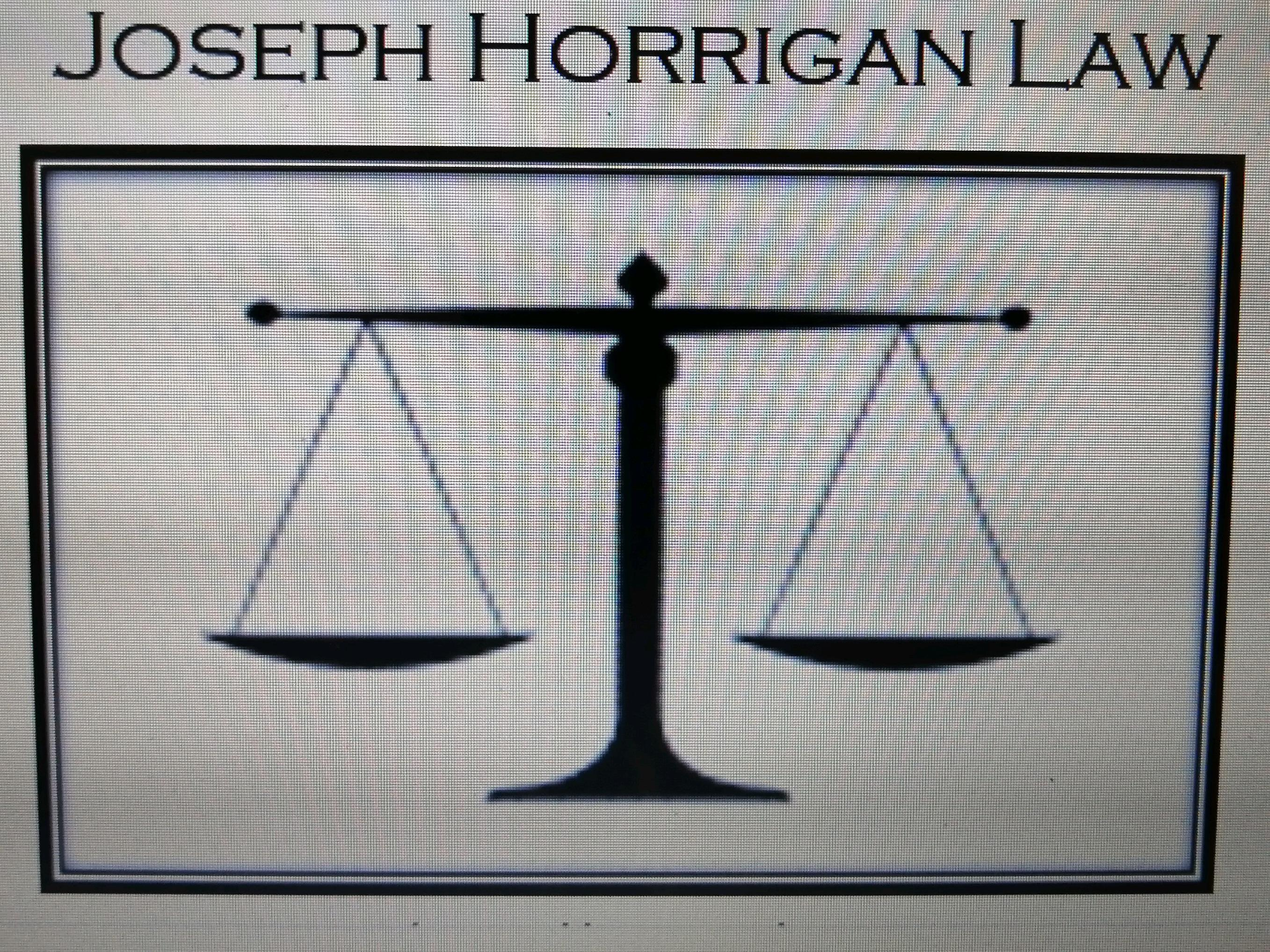 Joseph Horrigan Law Logo