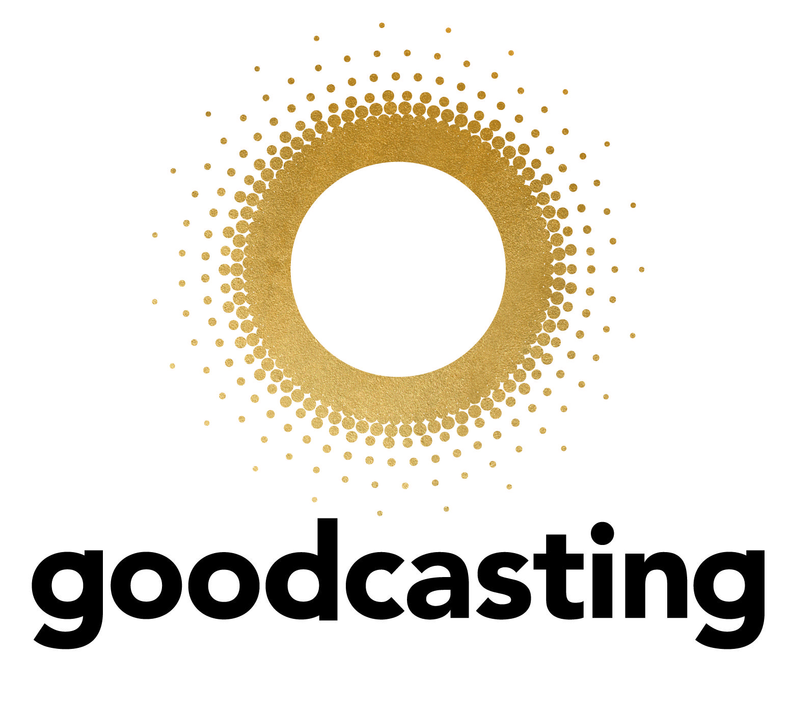 Goodcasting Logo