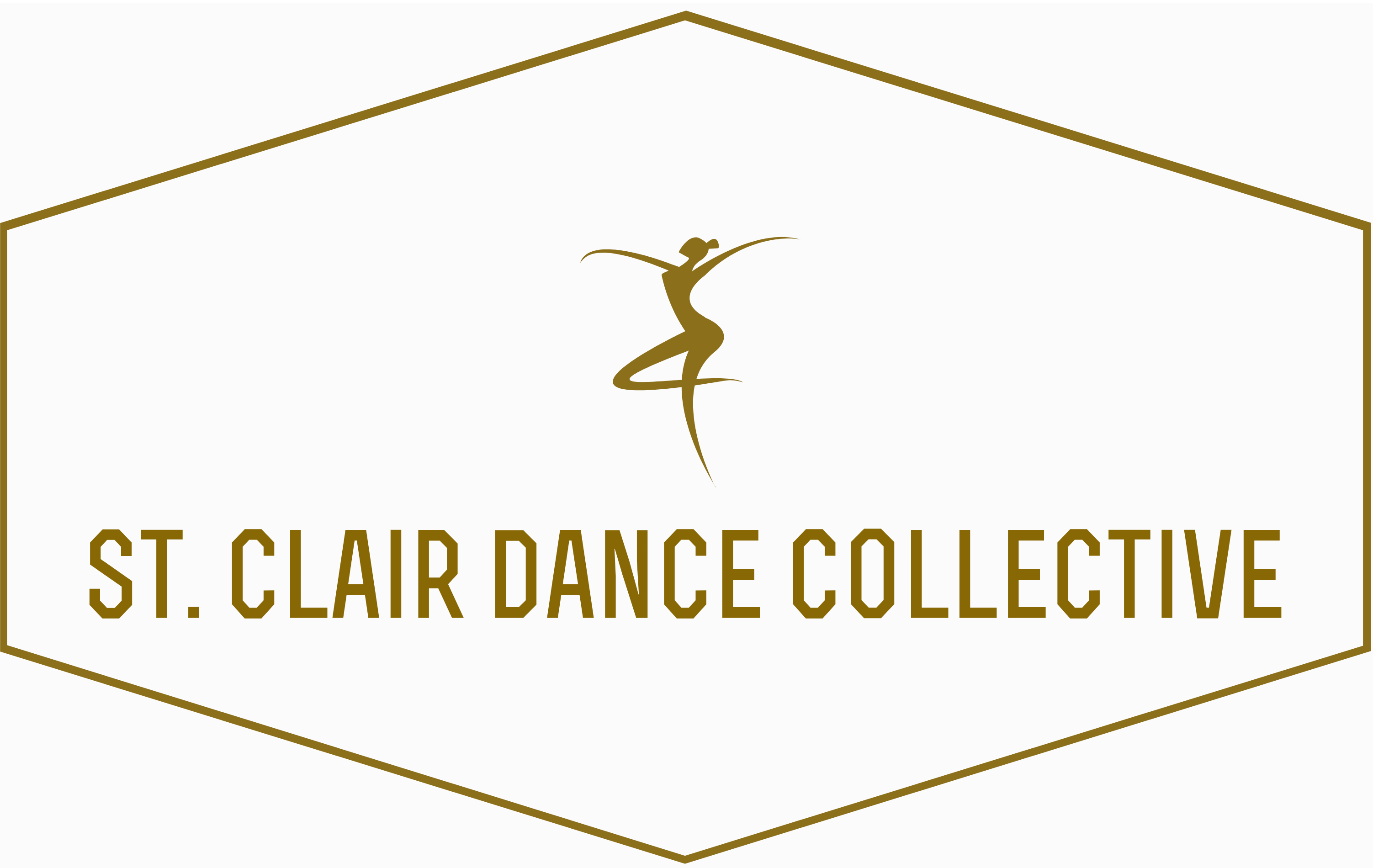 St. Clair Dance Collective Logo
