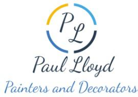 Paul Lloyd Painters and Decorators Rugby Logo