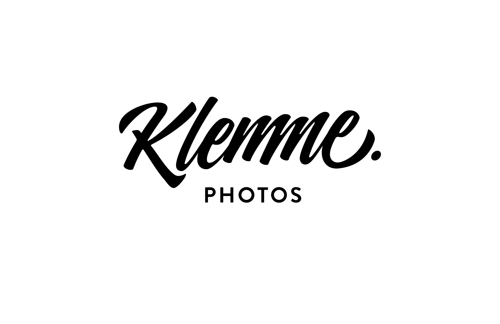 Klemme.Photos Logo