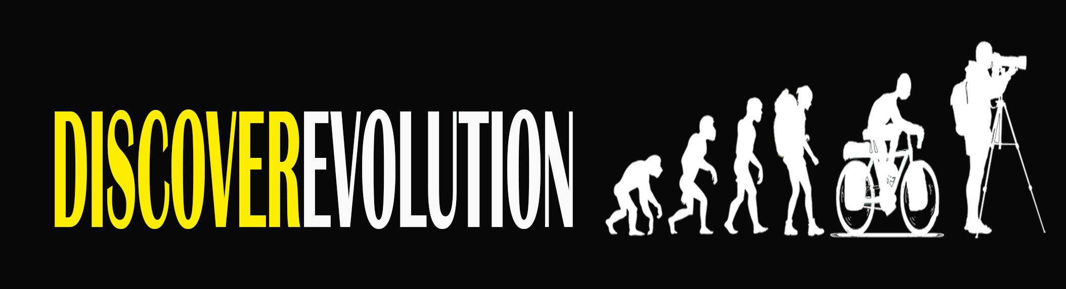 Discover evolution Logo