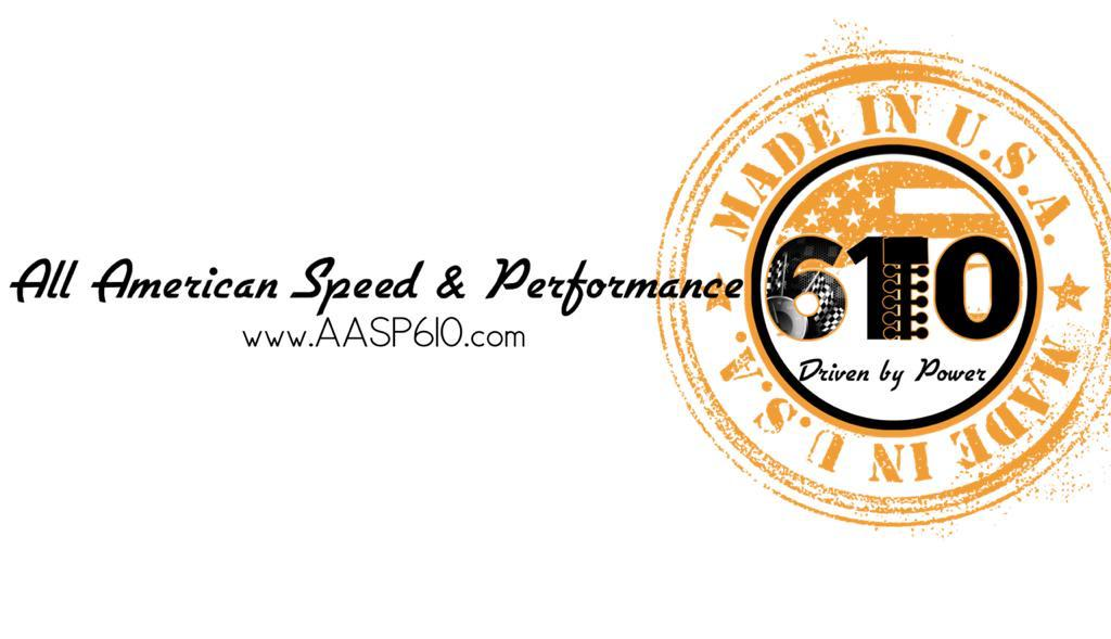All American Speed & Performance AASP610 Logo
