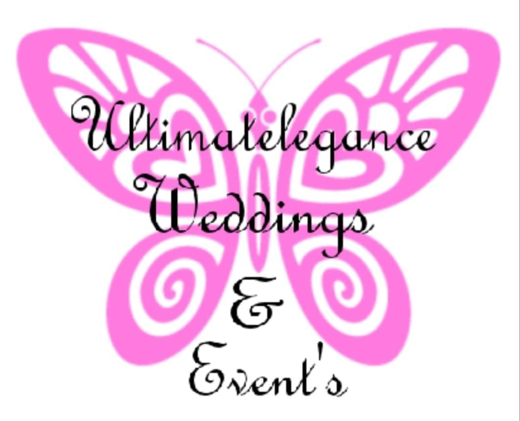 Ultimatelegance Weddings & Event's Logo