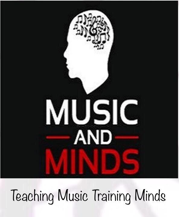 Music And MInds Logo