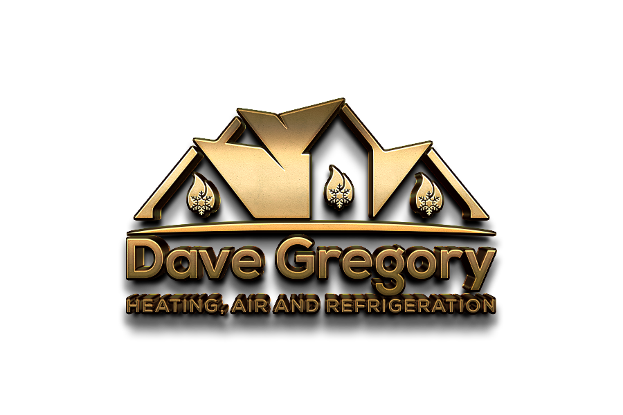 Dave Gregory Heating, Air and Refrigeration Logo