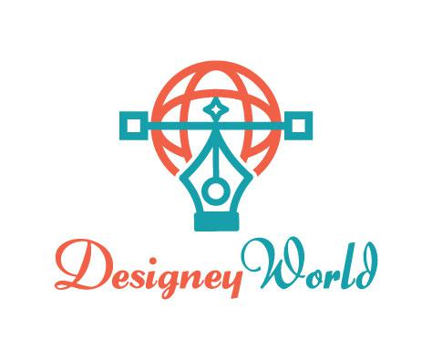 DesigneyWorld Logo