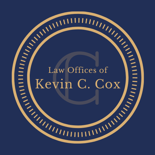 Law Offices of Kevin C. Cox Logo