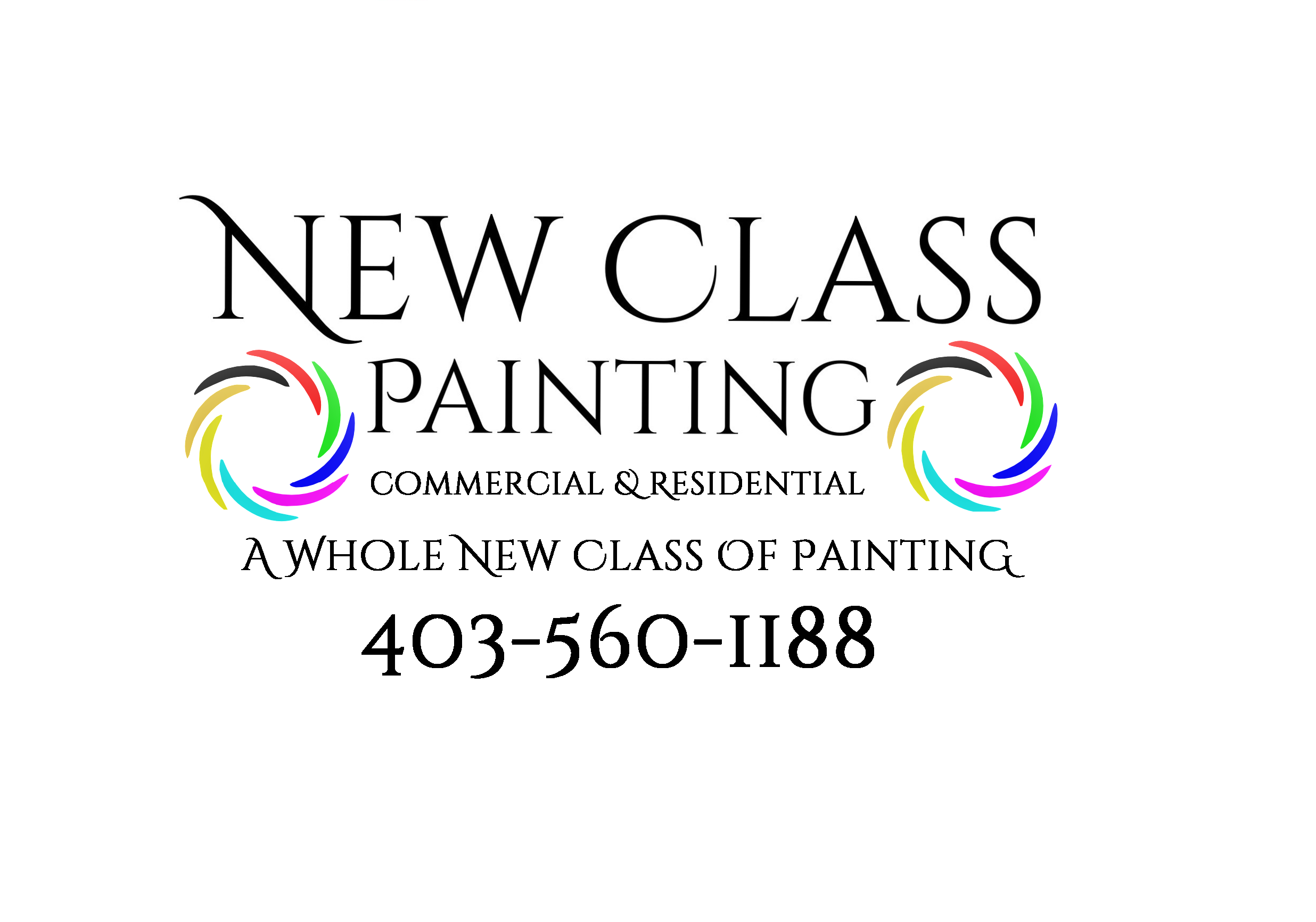 New Class Painting Logo