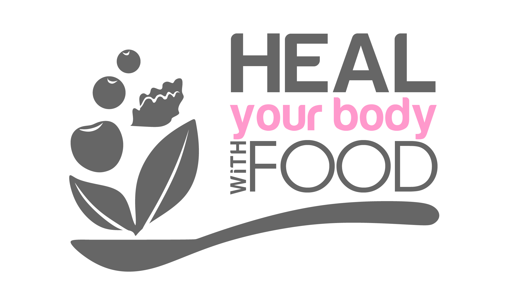 Heal your Body With Food Logo