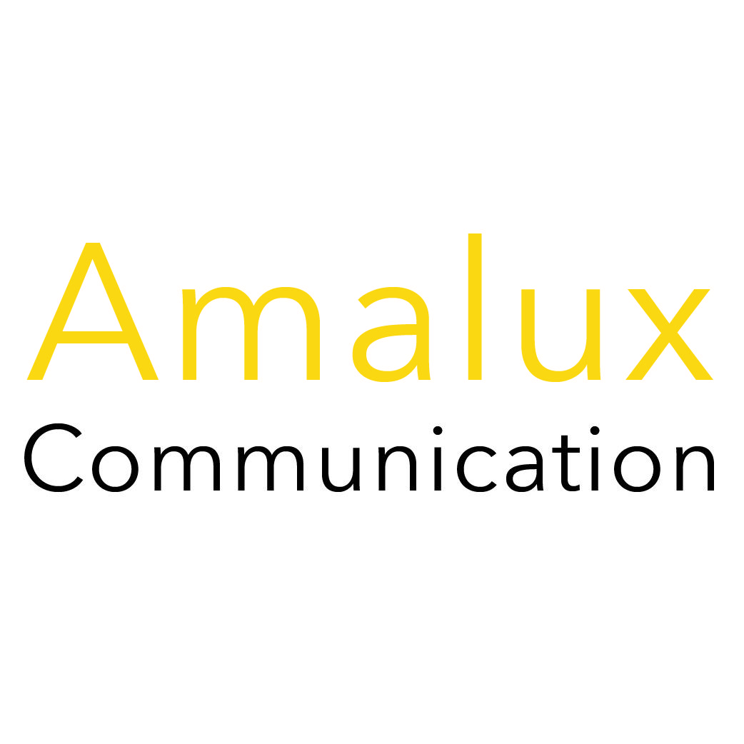 Amalux Communication Logo