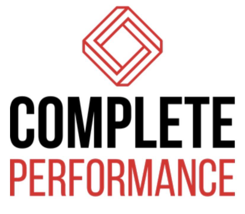 Complete Performance Personal Training Logo