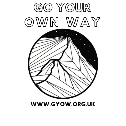 GO YOUR OWN WAY APPAREL Logo