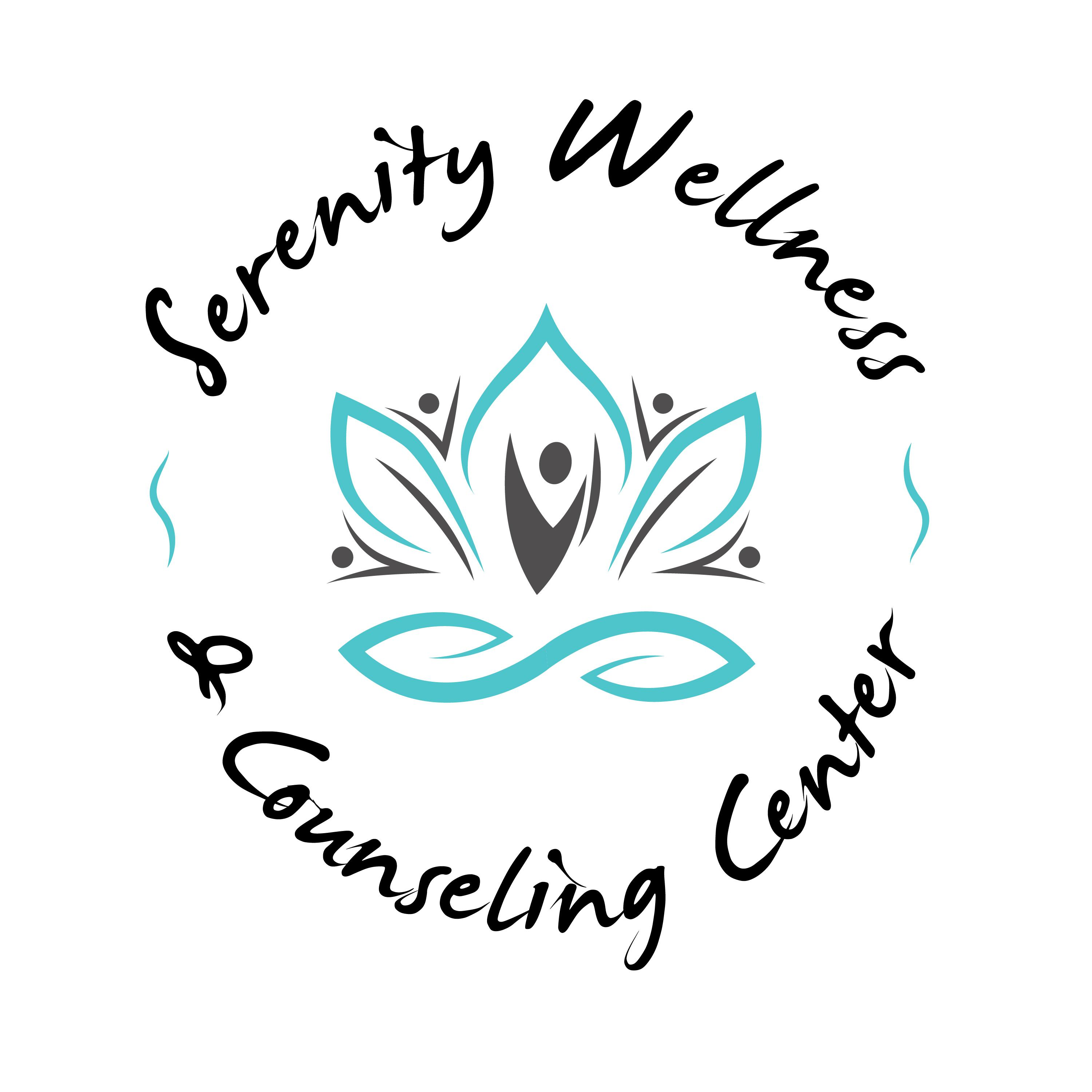 Serenity Wellness and Counseling Center Logo