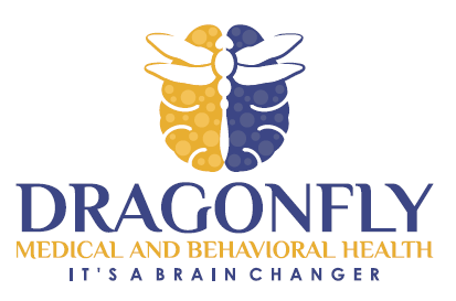 DragonFly Medical and Behavioral Health Logo
