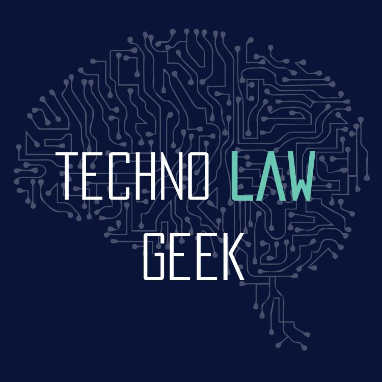 Techno Law Geek Logo