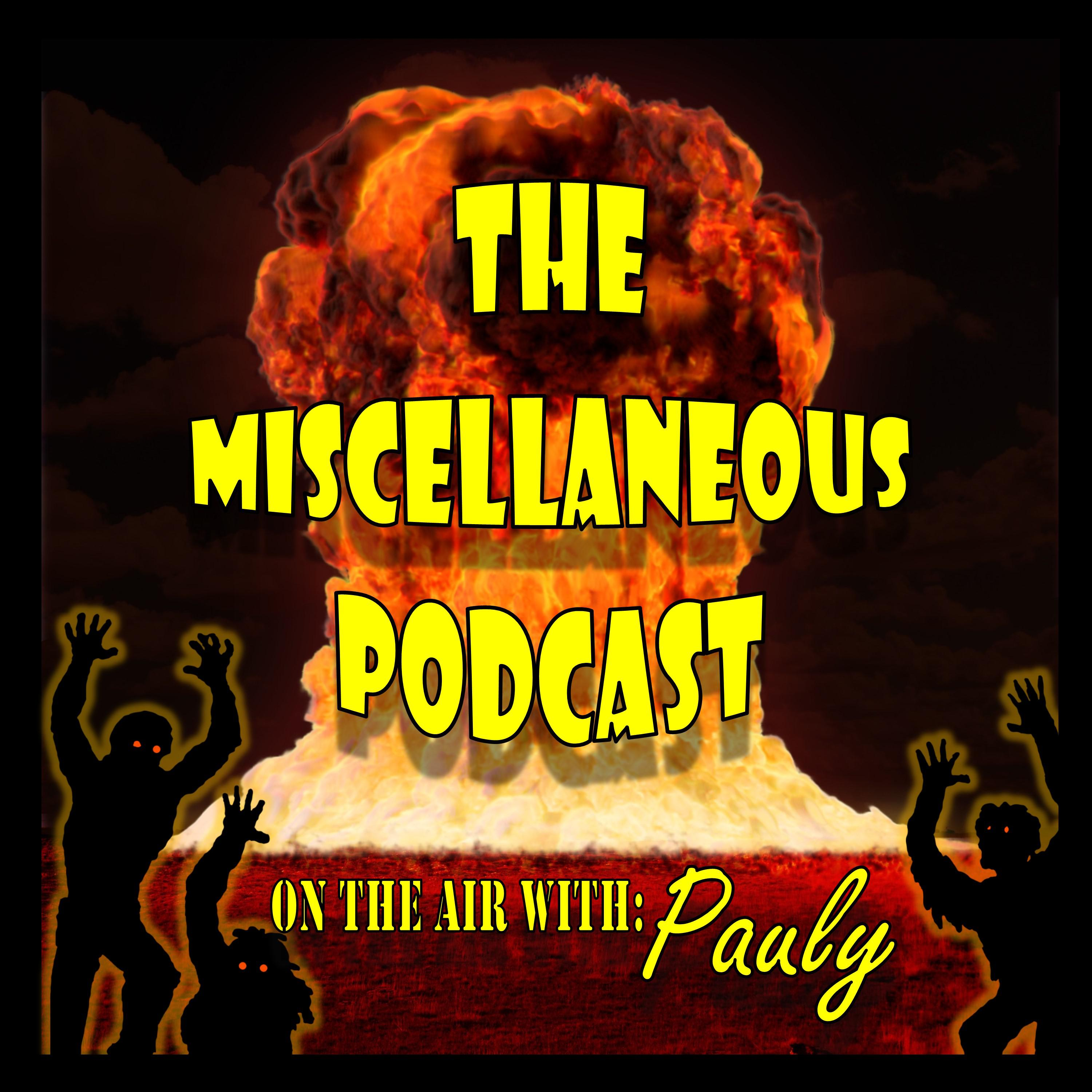 The Miscellaneous Podcast Logo