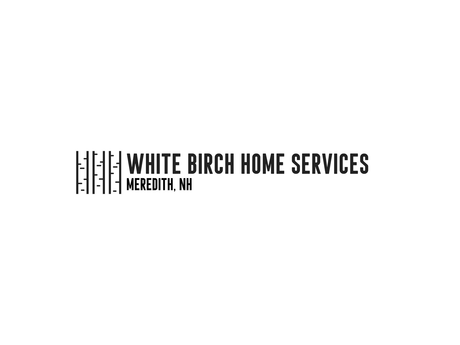 White Birch Home Services Logo