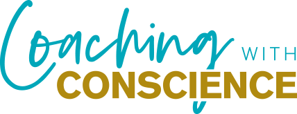 Coaching with Conscience Logo