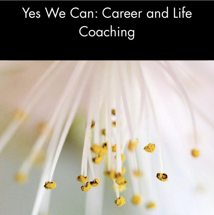 Yes We Can Career and Life Coaching Logo