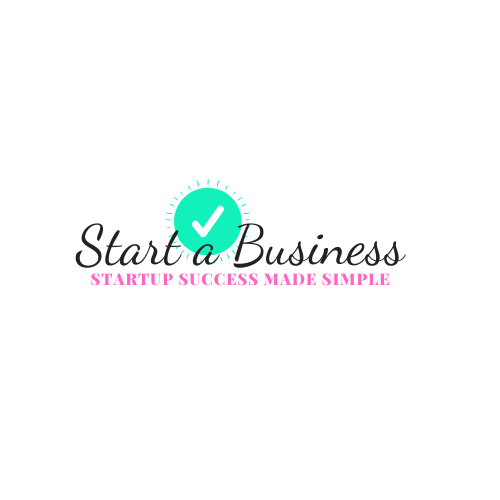 Start an Online Business Logo
