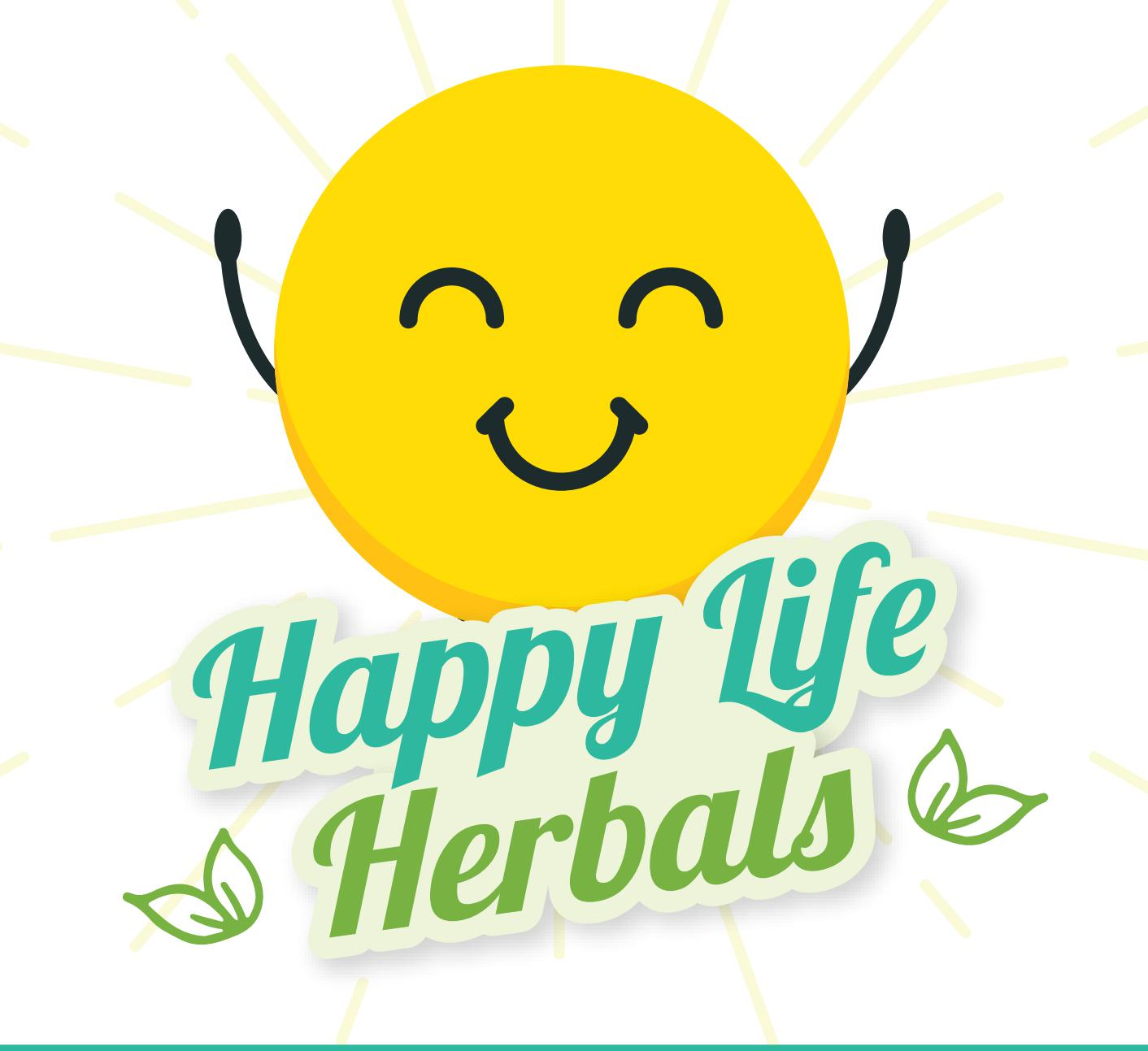 Happy Life Herbals LLC Logo