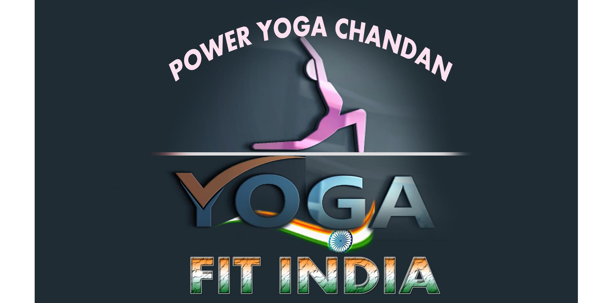 Diet Plan | Power yoga Chandan & personal trainer In Pune Logo