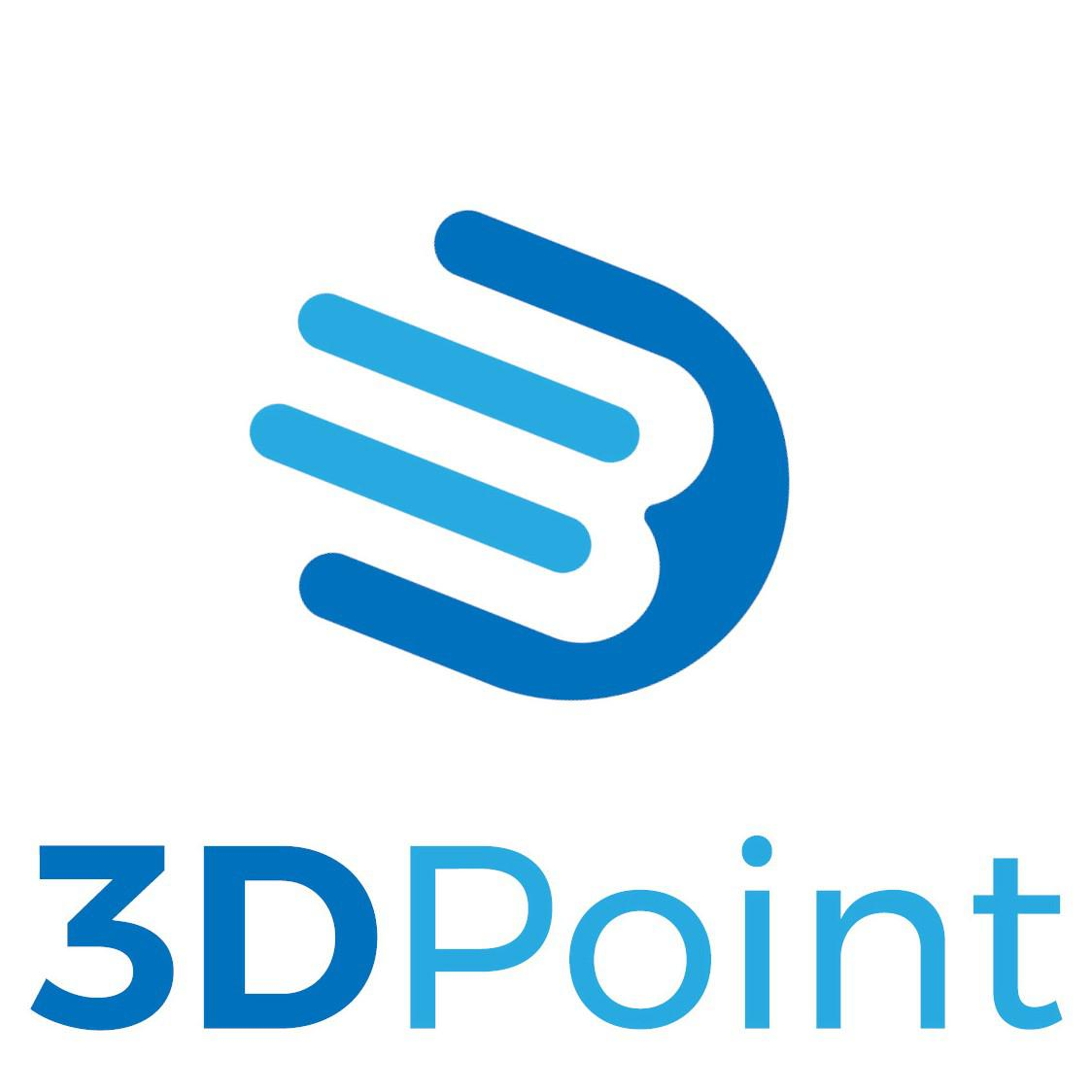 3DPoint Logo