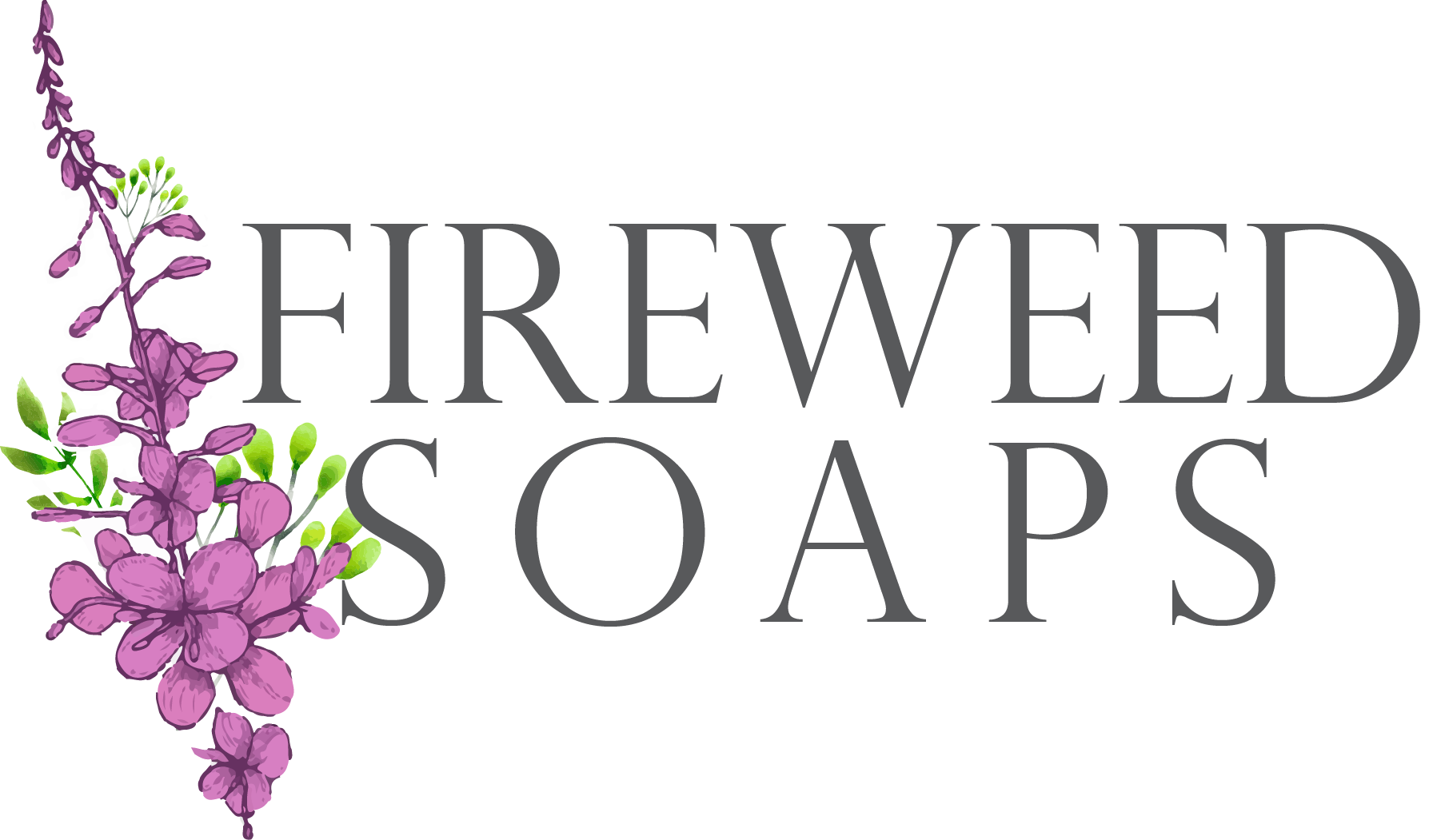 Fireweed Soaps Logo