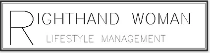 Righthand Woman Lifestyle Management Logo