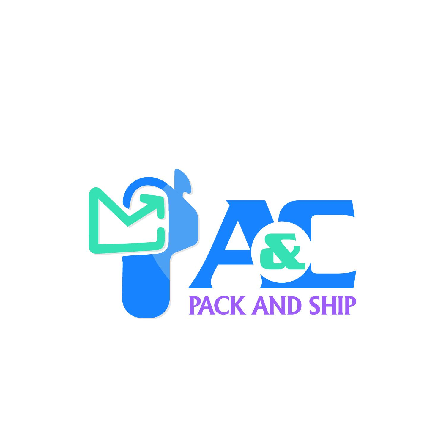 A&C Pack and Ship Logo