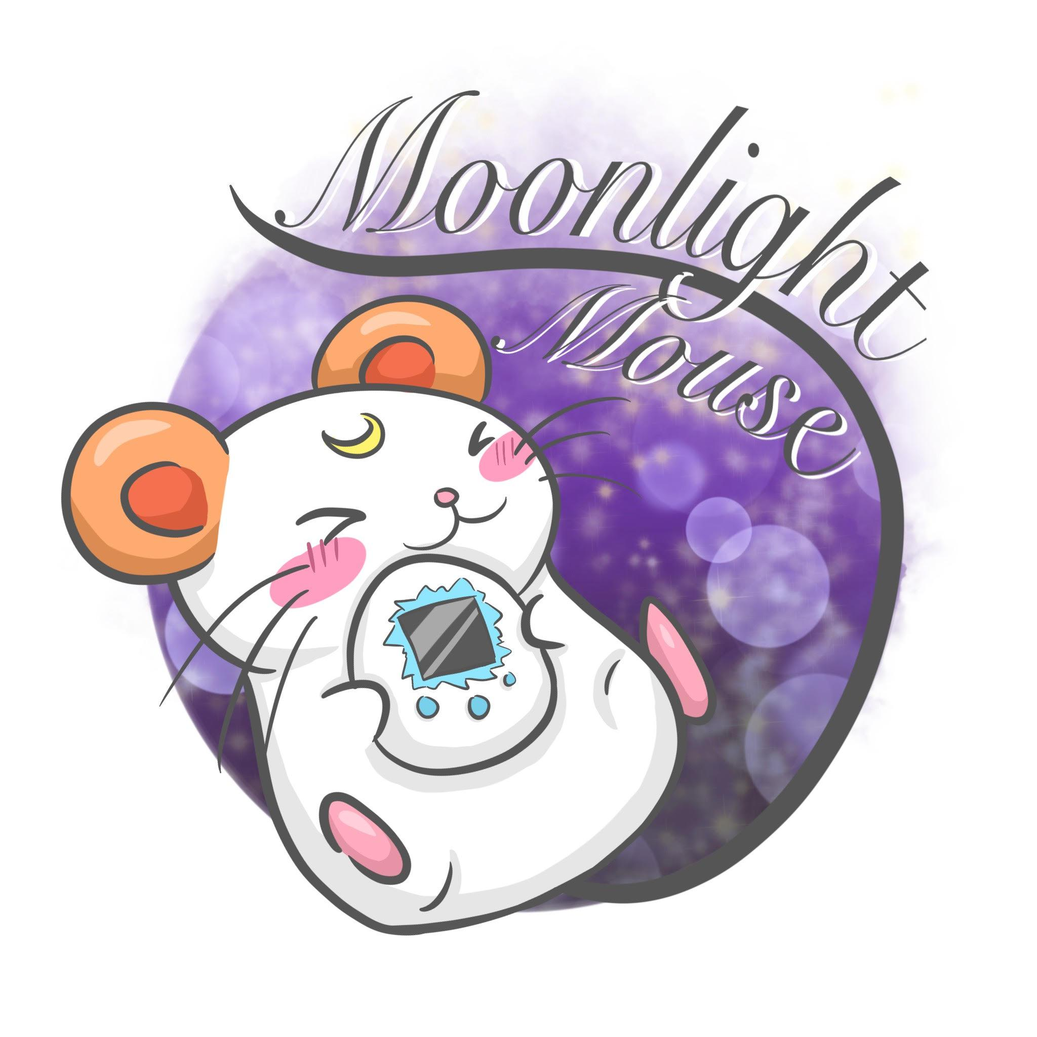 Moonlight Mouse Logo