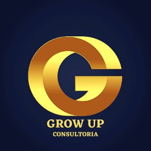 Grow UP Consultoria Empresarial Logo