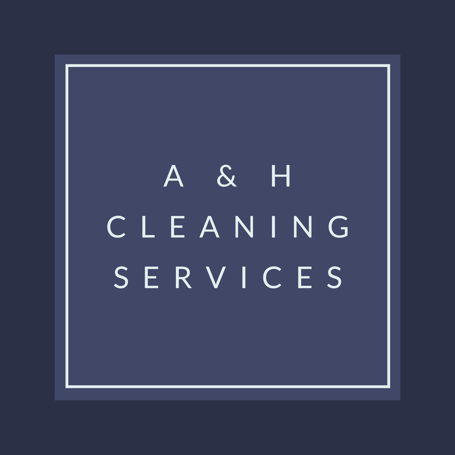 A & H Cleaning Services, Inc. Logo