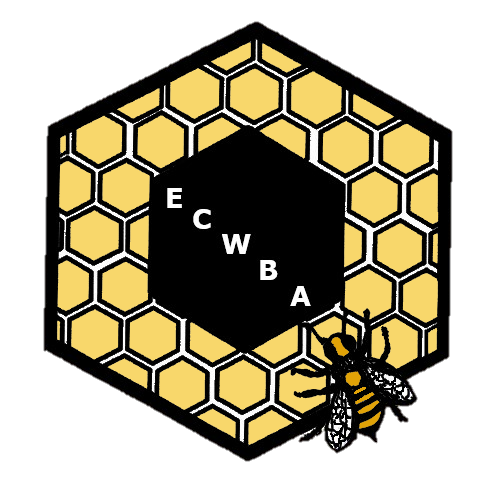 East Central WI Beekeepers Association Logo