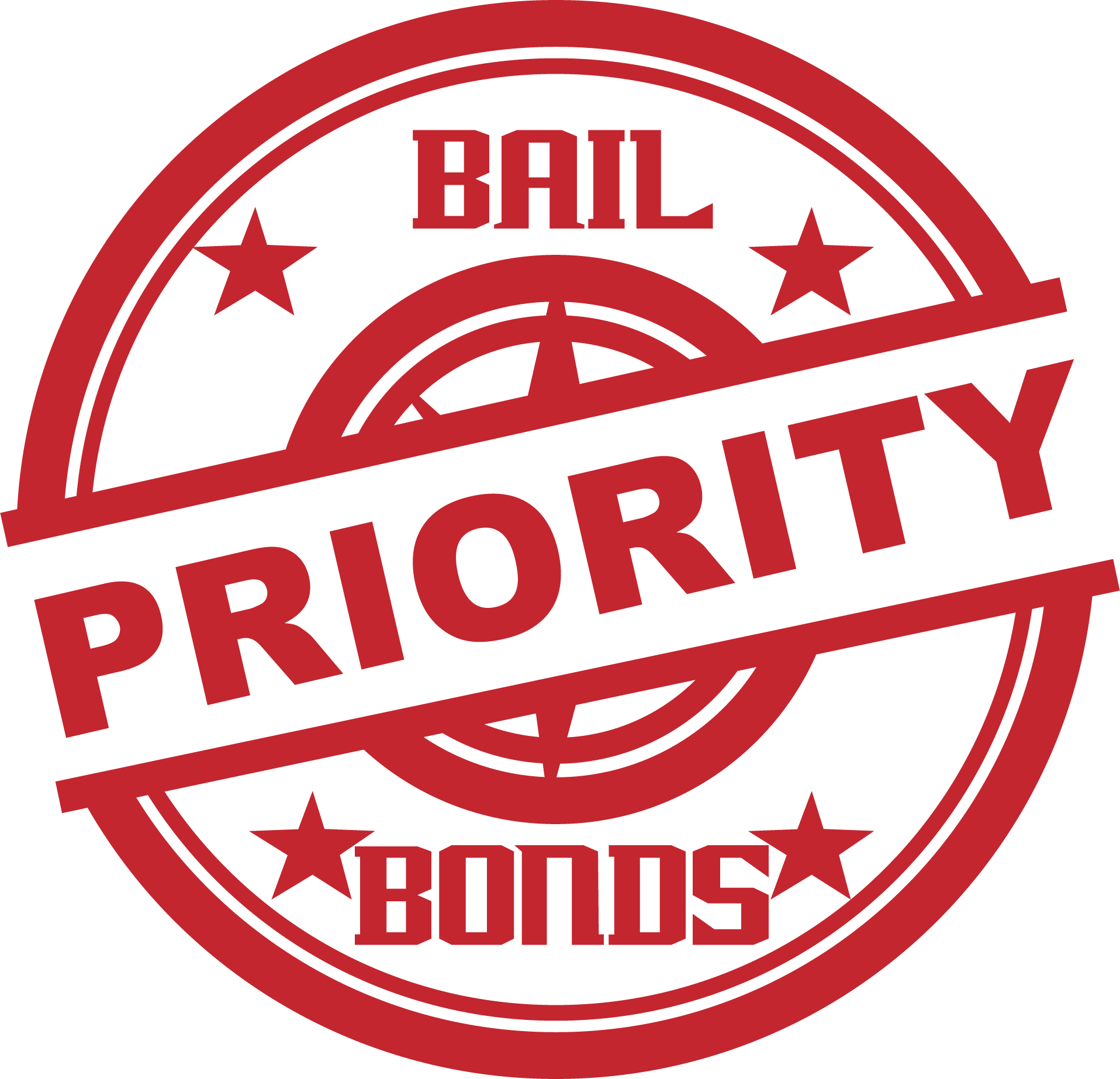 Priority Bail Bonds, LLC Logo