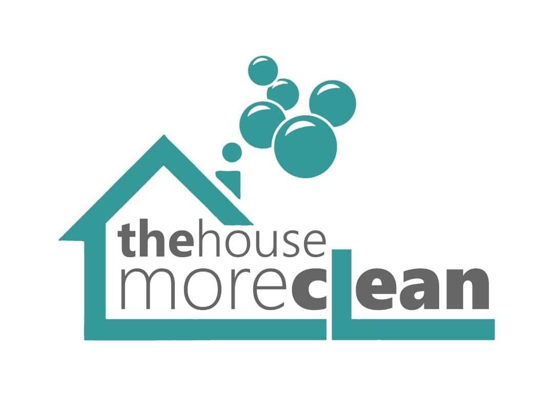 The house more clean Logo
