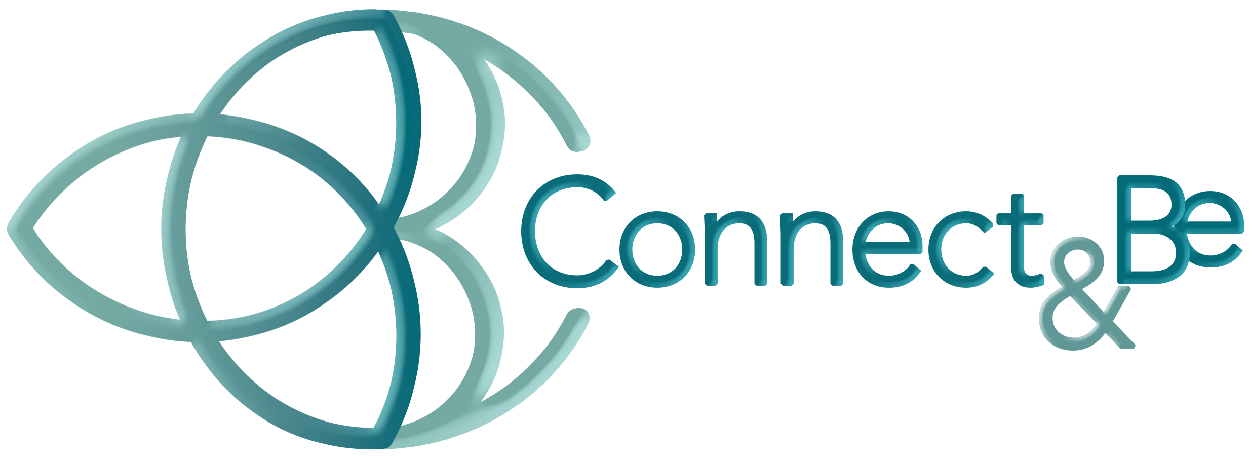 Connect & Be Logo